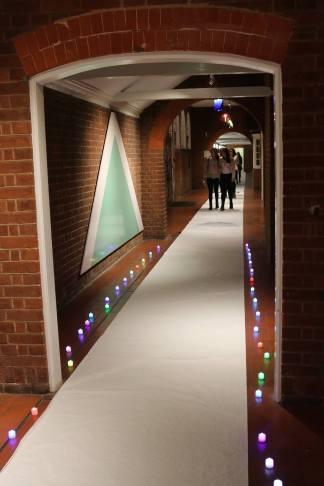 Corridor in Peile