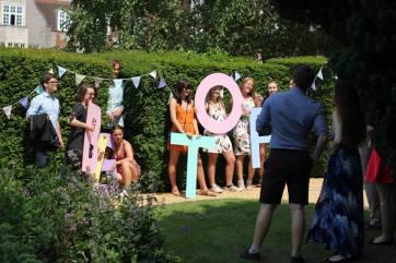 Garden Party 2017 BIG TOP